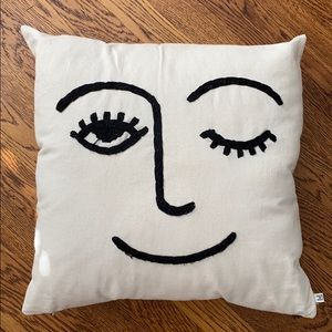 Urban Outfitters Winky Pillow